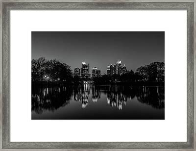 Piedmont Park Framed Print