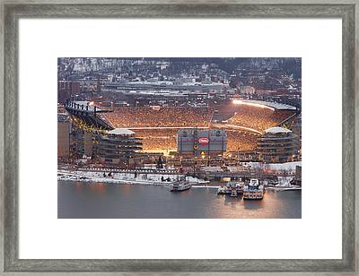 Pittsburgh 4 Framed Print