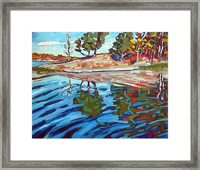 Point Paradise Framed Print