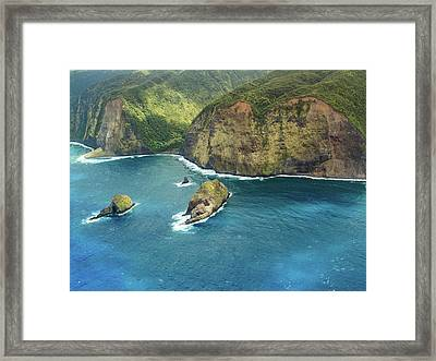 Pololu Point Framed Print