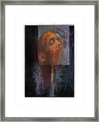 Popper Framed Print by Nuff