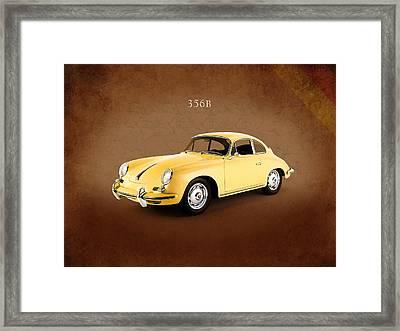 Porsche 356b 1962 Framed Print by Mark Rogan