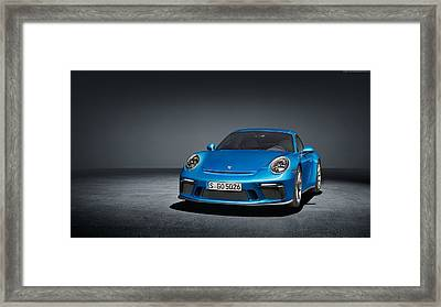 Porsche 911 Gt3 Touring Package Framed Print