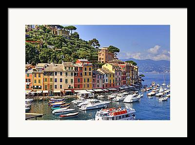Genoa Photographs Framed Prints