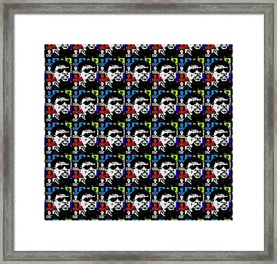 Power To The People 2 Stokely Carmichael Framed Print