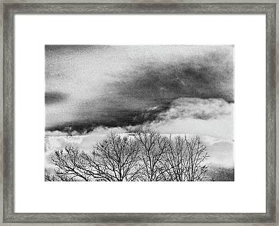Framed Print featuring the photograph Prelude by Steven Huszar