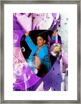 Prince Art Framed Print
