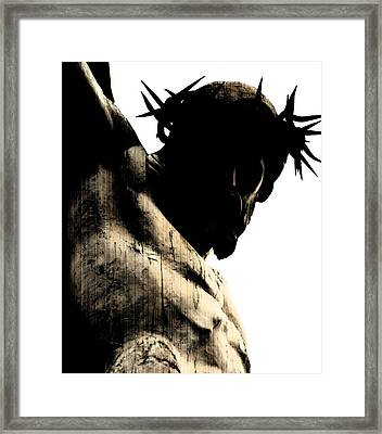 King Of Kings 2 Framed Print by Jani Freimann