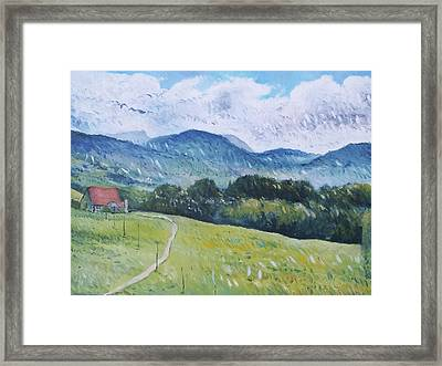 Progens Switzerland 2016 Framed Print