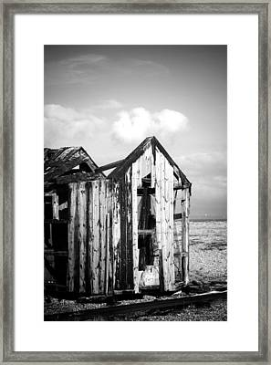 Projekt Desolate Diy Framed Print by Stuart Ellesmere