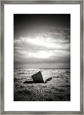 Projekt Desolate Go West Framed Print by Stuart Ellesmere