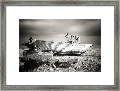 Projekt Desolate His N Hers  Framed Print by Stuart Ellesmere