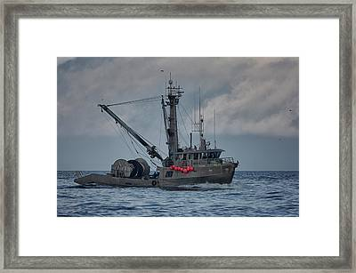 Framed Print featuring the photograph Prosperity by Randy Hall