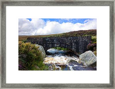 Ps I Love You Bridge In Ireland Framed Print