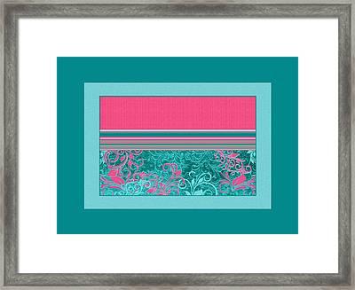 Pure Joy Framed Print by Bonnie Bruno