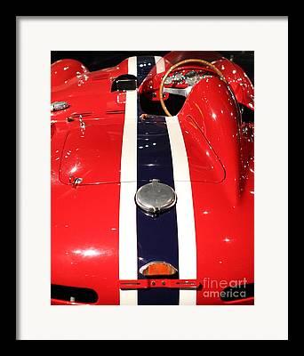 Impart Cars Framed Prints
