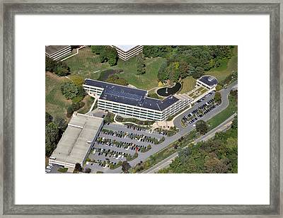 1 Radnor Corporate Center Strafford Pa 19087 Framed Print by Duncan Pearson