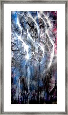 Rain IIi Framed Print by Leigh Odom