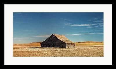 Horizontal Panorama Framed Prints