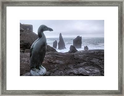 Reykjanesta - Iceland Framed Print