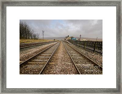 Ribblehead Station Framed Print by Nichola Denny