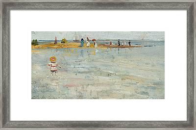 Ricketts Point, Beaumaris Framed Print