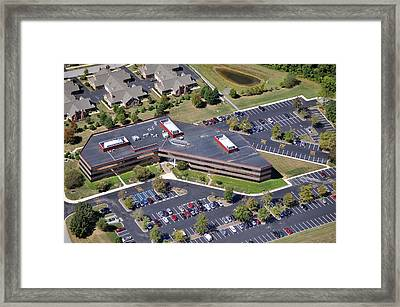 1 Righter Pkwy Wilmington De 19803 Framed Print by Duncan Pearson