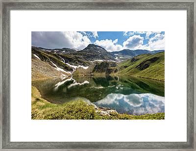 Rila Mountain Framed Print by Evgeni Dinev