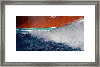 Riva Beauty Framed Print by Steven Lapkin