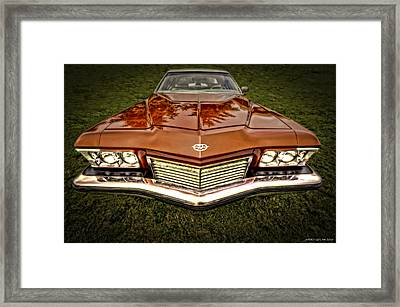 Riviera Framed Print by Jerry Golab
