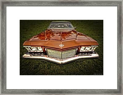 Riviera Framed Print