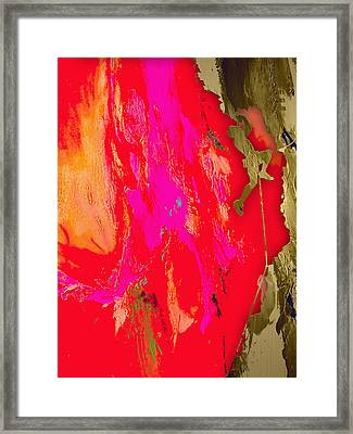 Rock Climber Collection Framed Print by Marvin Blaine