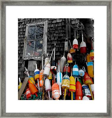 Rockport Framed Print