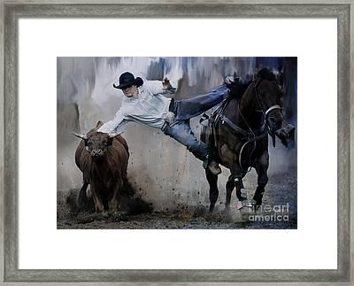 Rodeo  Framed Print by Gull G