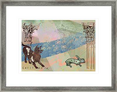 Roman Holiday IIi Framed Print