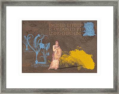 Roman Holiday V Framed Print