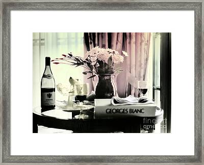 Romance In The Afternoon Framed Print