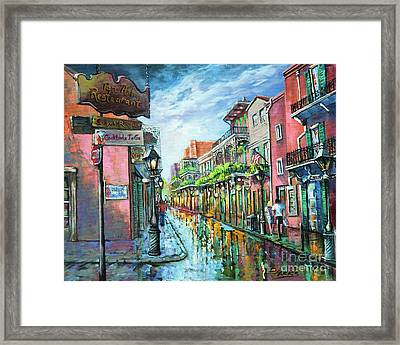 Royal Lights Framed Print by Dianne Parks