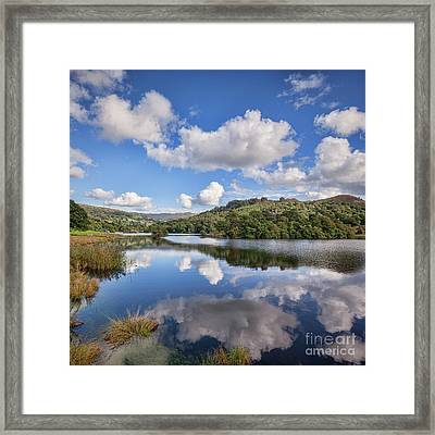 Rydal Water, English Lake District Framed Print by Colin and Linda McKie