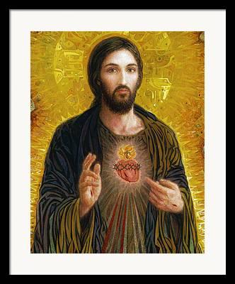 Christian Orthodox Framed Prints