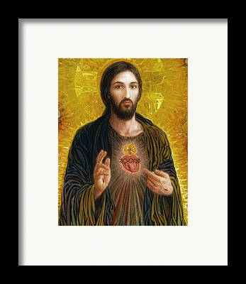 Catholic Framed Prints