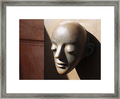 Sage Of The Ages Framed Print by Edan Chapman