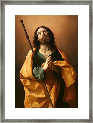 Saint James The Great Framed Print by Mountain Dreams