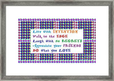Sale Fineart Wisdom Quote Funny Words Navinjoshi Artist At Fineartamerica.com Buy Prints Posters Gre Framed Print
