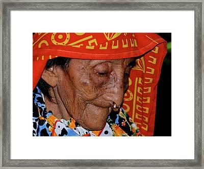 San Blas Islands Panama Framed Print by Per Lidvall