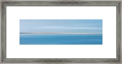 Sandy Neck 3 Framed Print