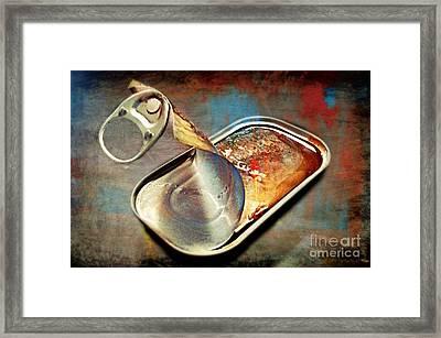 Sardines Framed Print