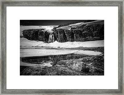 Framed Print featuring the photograph Seasonal Worker by Dmytro Korol