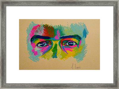 Self Portrait 2 Framed Print
