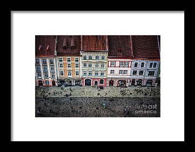 Eastern Europe Framed Prints